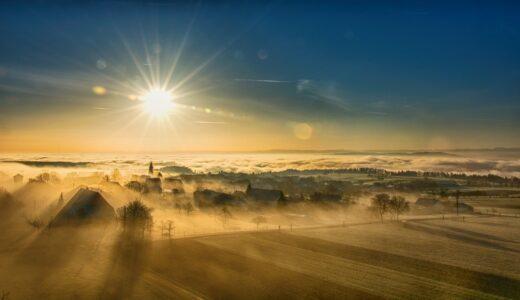 【朝活】アラサーでも毎朝元気×朝を有効活用するコツを3つ紹介します!